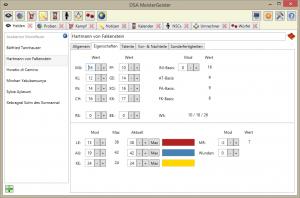 MeisterGeister 0.4.1 (Helden-Verwaltung)