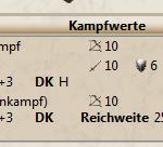 Kampf-Tool: Kampfwerte